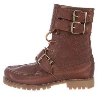 Polo Ralph Lauren Brockton Ankle Boots