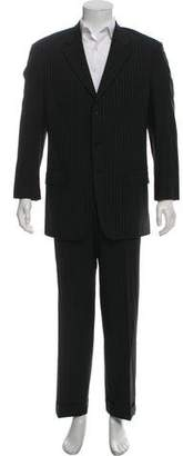 Paul Smith Striped Two-Piece Suit