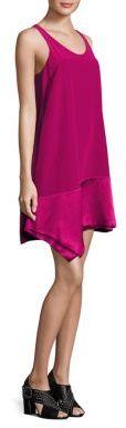 3.1 Phillip Lim3.1 Phillip Lim Asymmetrical Silk Shift Dress