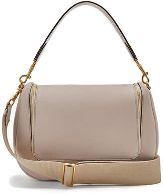 Anya Hindmarch Vere grained-leather shoulder bag