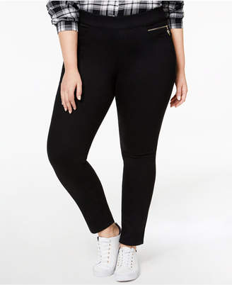Tommy Hilfiger Plus Size Gramercy Pull-On Jeans