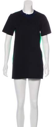 Roksanda Short Sleeve Mini Dress