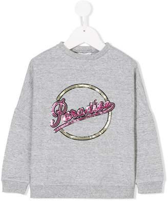 Little Marc Jacobs Paradise sweatshirt