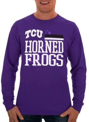 NCAA Russell TCU Horned Frogs Men's Classic Long T-Shirt