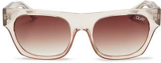 Quay Women's Something Extra Sunglasses, 49mm