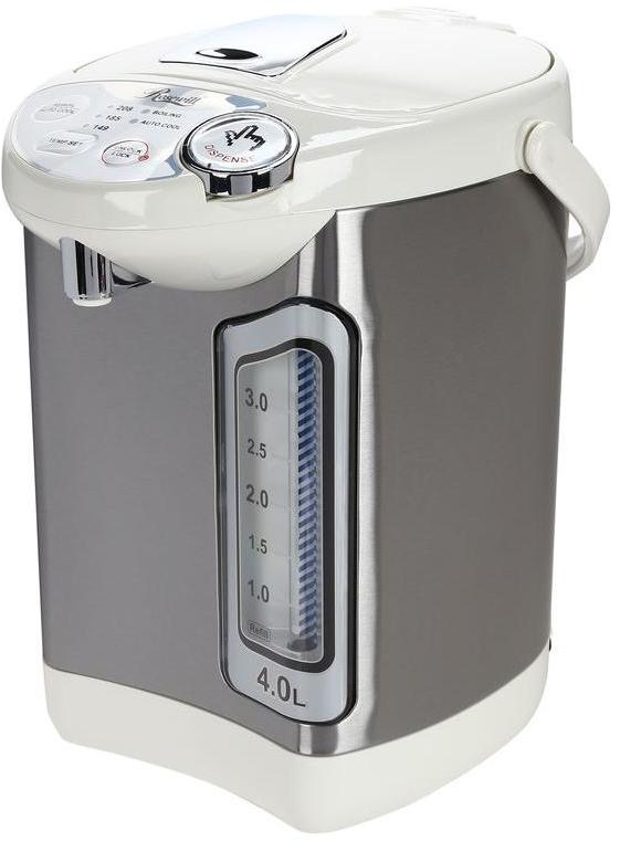 Rosewill 1 Gal. Electric Auto Feed Hot Water Warmer, Boiler and Dispenser (4.0 l) with 2-Way Button Dispenser