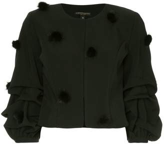 Alberto Makali pompom embellished jacket