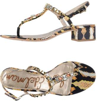 Sam Edelman Toe strap sandals - Item 44929235VR