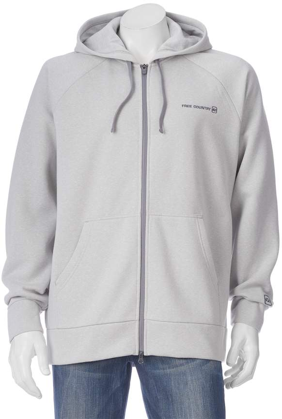 Free Country Men's Free Country Snow Fleece Hoodie