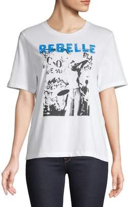 Maje Tarik Rebelle T-Shirt