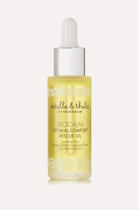 Estelle & Thild Biocalm Optimal Comfort Rescue Oil, 30ml - Colorless