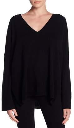 360 Cashmere Olivia V-Neck Cashmere Sweater