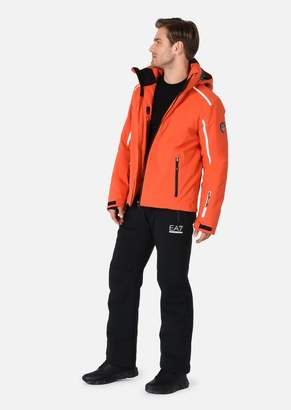 Emporio Armani Ea7 Padded Technical Ski Jacket