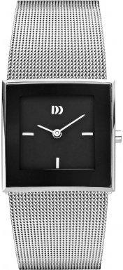 Danish Design (ダニッシュ デザイン) - Danish Design by Tirtsah iv63q973ステンレススチールBlack Dial Ladie 's Watch