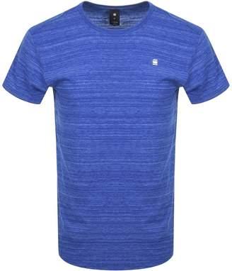 G Star Raw Starkon T Shirt Blue