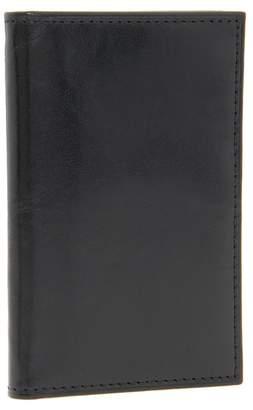Bosca Old Leather Collection - 8 Pocket Credit Card Case Wallet
