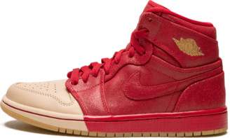 Jordan Wmns Air 1 Ret Hi Prem Shoes - Size 6W