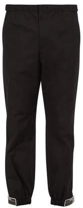Prada - Technical Nylon Track Pants - Mens - Black