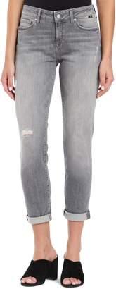 Mavi Jeans Ada Distressed Skinny Jeans