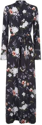 Equipment Britten Floral Maxi Dress