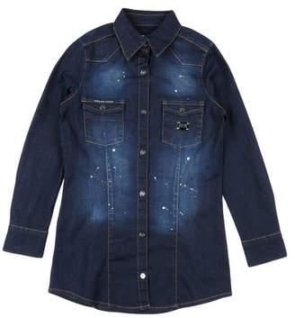 Philipp Plein Denim shirt