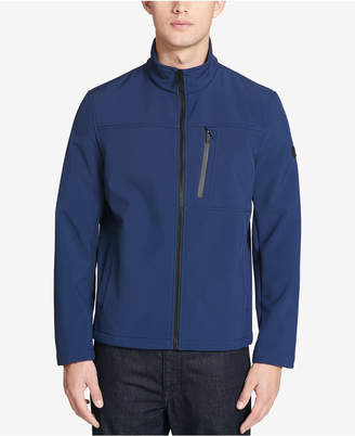 Calvin Klein Men Soft-Shell Jacket