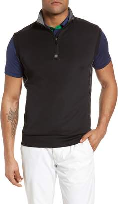 Bobby Jones Quarter Zip Tech Vest