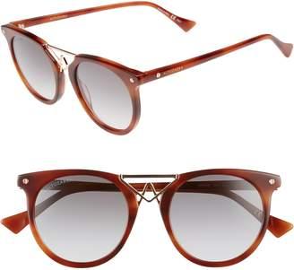 Altuzarra 50mm Round Sunglasses