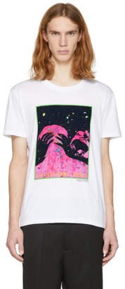 Valentino White Need More Space T-Shirt