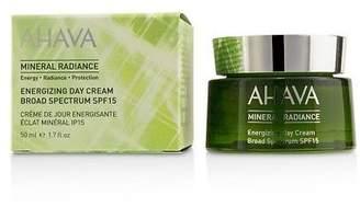 Ahava NEW Mineral Radiance Energizing Day Cream SPF 15 50ml Womens Skin Care