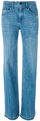 Helmut Lang bootcut jeans