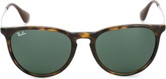 Ray-Ban Erika wayfarer frame sunglasses