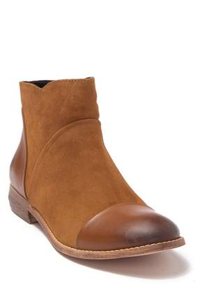 ROAN Jill Suede & Leather Construction
