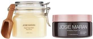 Josie Maran Argan Oil Nourishing Body Butter & Sugar Scrub