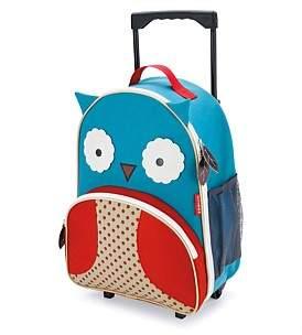 Skip Hop Otis Owl Zoo Luggage