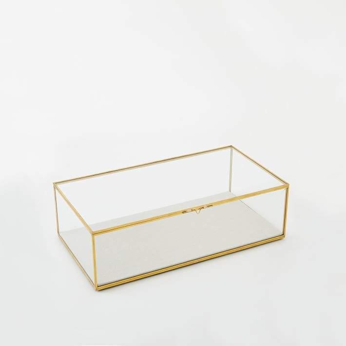 west elm Rectangle Box