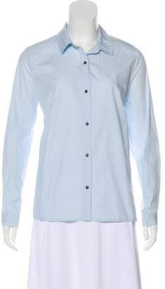 Humanoid Long Sleeve Button-Up Top w/ Tags