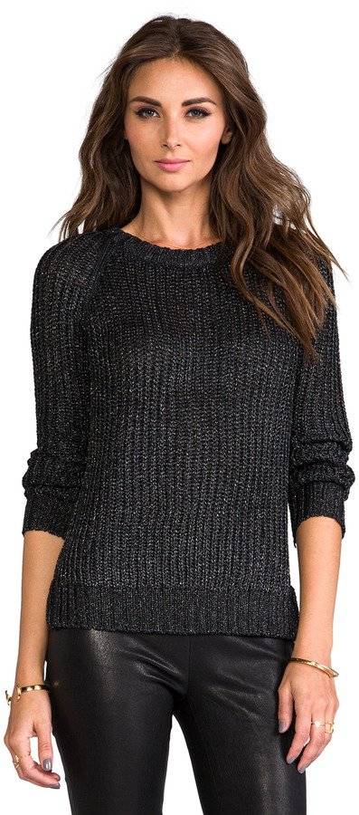 Sanctuary Ribbed Sweater