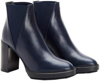 Aquatalia Ivana Waterproof Leather Bootie