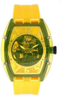 Toy Watch Unisex X06YL Color Naked Automatic Watch