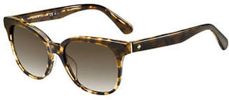 Kate Spade Arlynn-S 52mm Rectangular Sunglasses