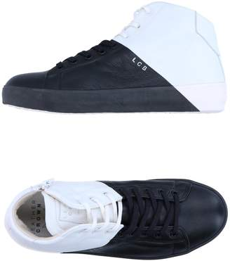 Leather Crown High-tops & sneakers - Item 11278683BN