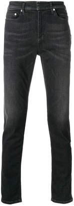 Neil Barrett stripe detail skinny jeans