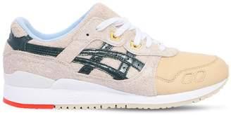 Asics Gel Lyte Iii Leather & Suede Sneakers