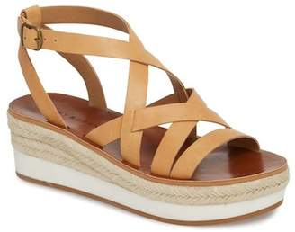 Lucky Brand Jenepper Platform Wedge Sandal (Women)