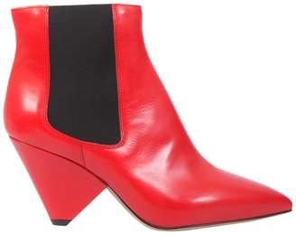 Isabel Marant Chelsea Lashby Boots