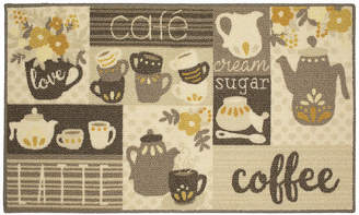 JCPenney JCP HOME Home Coffee Printed Rectangular Indoor Rugs
