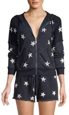 Splendid Liberty Star Zip-Up Jacket