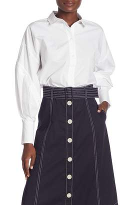 Joie Dangela Bell Sleeve Shirt