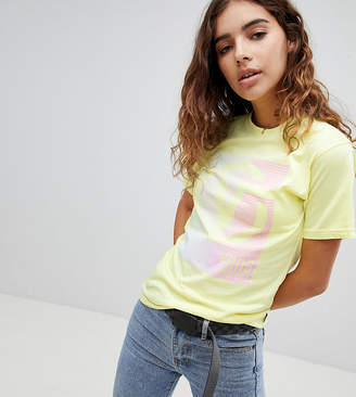Vans Exclusive Oversized Yellow Circle V T-Shirt